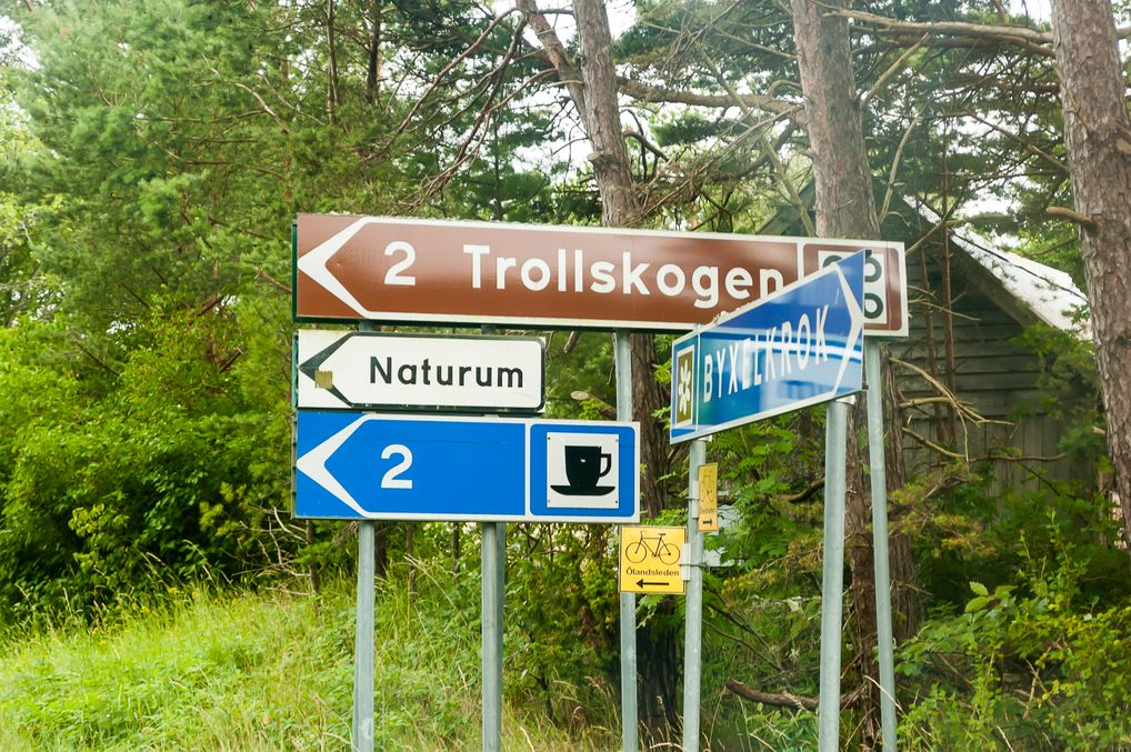 Turn to Trollskogen