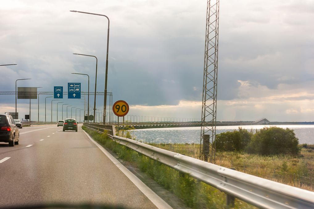 Leaving Öland